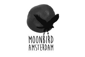 Moonbird Amsterdam alt-grijs